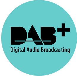 Dab+ FM ontvangers