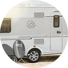 Campingsystemen