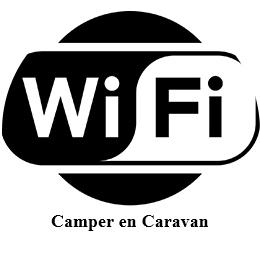 WiFi voor campers